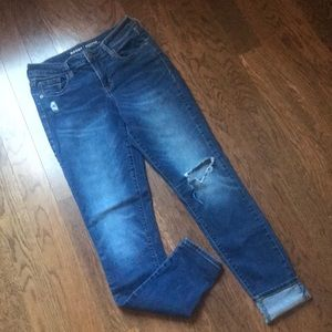 EUC OLD NAVY Rock Star Jeans